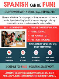 Spanish Tutor Flyers - Koto.npand.co