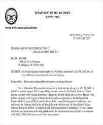 Air Force Recommendation Letter Sample Inspiration Award Recommendation Letter Calmlife48
