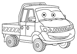 Create your own coloring book for kids of all ages. Moving Vehicle Coloring Pages 10 Fun Cars Trucks Trains And More Printable Coloring Pages For Kids Printables 30seconds Mom