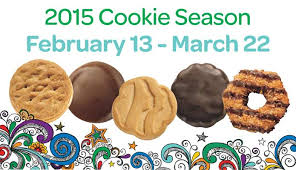 Image result for girl scout cookies 2015
