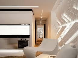 narrowwoodfloorhalljpg futuristic modern interior design o96 design