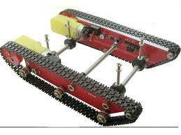rc arduino tank caterpillar car chassis