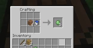 how to make a slimeball in minecraft. Craftable Slime How To Make A Slimeball In Minecraft I