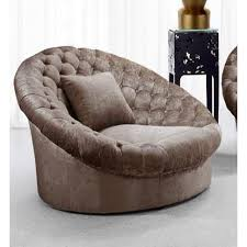 amazing chairs with ottomans for living room s cosmopolitan contemporary on tufted beige velvet fabric