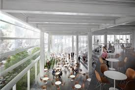 natural office lighting. Unique Office Bjarke Ingels Unveils Stepped Design For Final WTC Tower  Building Design   Construction To Natural Office Lighting S