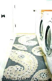 laundry room rugs mats