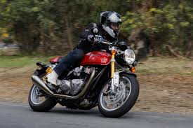 review 2016 triumph thruxton r cycleonline com au