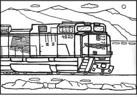 Train count and color worksheet. Train Coloring Page Worksheets Teaching Resources Tpt