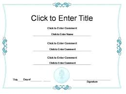 Elegant Award Certificates For Business And School Events Word ...