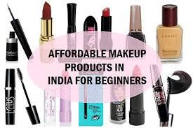 affordabe make up s in india