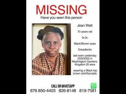 Bunny Wailer's wife missing | New York Carib News