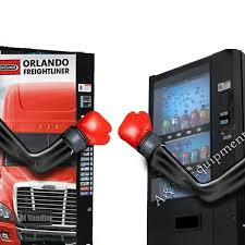 Candy Vending Machine Business Pros And Cons Custom Graphic Vs Live Display Vending Machhine AM Vending Machine Sales