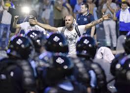 Imagini cu impact: cum s-au desfășurat protestele din 10 august