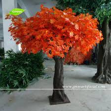 artificial trees outdoor 2 maple tree plants for high hotel garden decoration on artificial trees outdoor