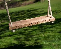 Tree Swings Tree Swings Garden Swing Seats And Swing Frames By Mr Woodcraft