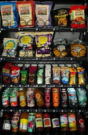 Snack Vending Machine Services Magnificent Amazon Healthy Snack Vending Machine Service Start Up Sample