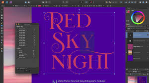 Affinity Designer Roadmap Affinity Publisher Launches And Reveals A Ridiculously Cool