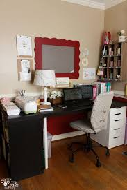organizing ideas for home office. Exellent Ideas Great Organized Home Office  Tons Of Organization Ideas For A Small Space  And Organizing All Intended Organizing Ideas For