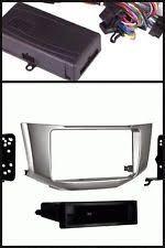 lexus rx330 radio 04 09 lexus rx series radio install mount dash trim car kit wire harness