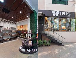 Small Picture IRIS store by 4D Bangalore India Retail Design Blog