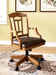 antique wood swivel desk chair antique swivel office chair