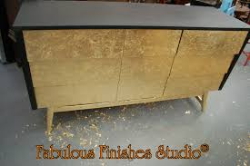 gold painted furnituremodern painted furniture  Fabulously Finished