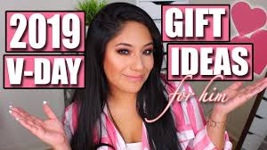 <b>2019 Valentine's Day Gift</b> Ideas for Him! - YouTube