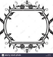 Ornamental Design Drawing Pattern Unique Style Decorative Design Drawing Beautiful