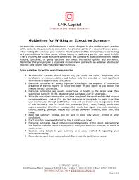 Format For An Executive Summary 006 Executive Summary For Research Paper Example Project