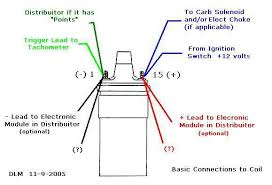 coil wire diagram coil wiring diagrams collections