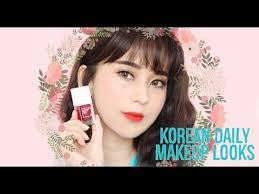 korean daily makeup looks bahasa indonesia