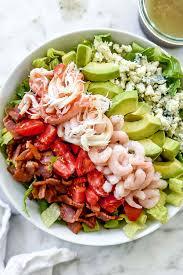 Crab and Shrimp Seafood Cobb Salad ...