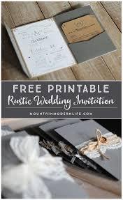 Wedding Invitation Downloads Free Printable Wedding Invitation Template Free Wedding