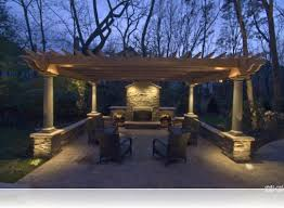 pergola lighting ideas. 28 gazebo lighting ideas and projects for your backyard interior throughout pergola with lights