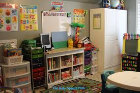 Therapy Office Decor I Love My Speech Therapy Home Office My Boys Can Play While I