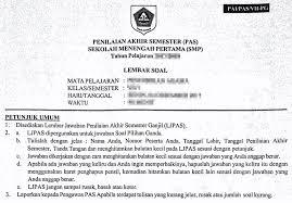 Buku pegangan guru bahasa indonesia smp kelas 7 kurikulum 2013 edisi revisi 2014. Soal Pas Bahasa Sunda Kelas 7 Kurikulum 2013 Revisi Tahun 2019 Informasi Akreditasi