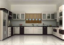 Kitchen Interior Elegant Along With Attractive Kitchen Design Images India