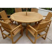 round wooden coffee table set rjm