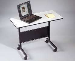 office desk laptop computer notebook mobile. Full Size Of Desk, Interesting Mobile Laptop Computer Desk Enginered Wood Panels Steel Frame Material Office Notebook ,