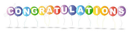 Word For Congratulations Colorful Balloons And Word Congratulations Illustration