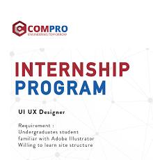 Compro – Ui Ux Designer