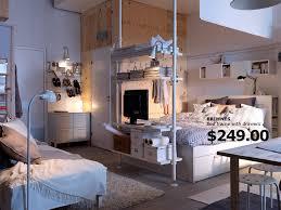 studio bedroom furniture. This Studio Apartment Makes Me Drool. I Confess! - Via Ikea.com Bedroom Furniture