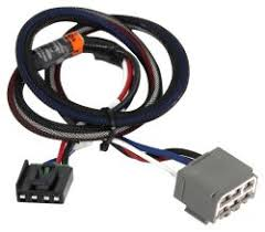 parts needed to install a brake controller on a 2012 chevy tekonsha plug in wiring adapter for electric brake controllers gm