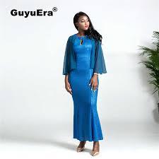 <b>GuyuEra</b> New <b>African</b> dashiki dress <b>European and</b> American lotus ...