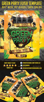 Green Party Flyer Green Party Flyer Template Graphicriver Green Party Flyer