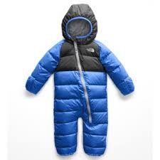Baby Boys   12-24M  Lil Snuggler Down One-Piece Suit