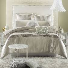 bedroom delightful hollywood glamour luxury bedding with modern