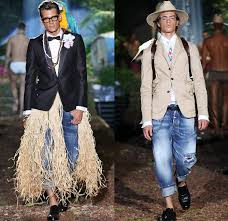 dsquared2 2016 spring summer mens runway collection milan italy catwalk fashion show designer denim