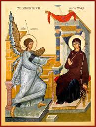 Праздник Благовещения Пресвятой Богородицы в 2020 году