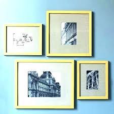 gallery wall set gallery wall frames set gallery wall set wall gallery frames get the look gallery wall set